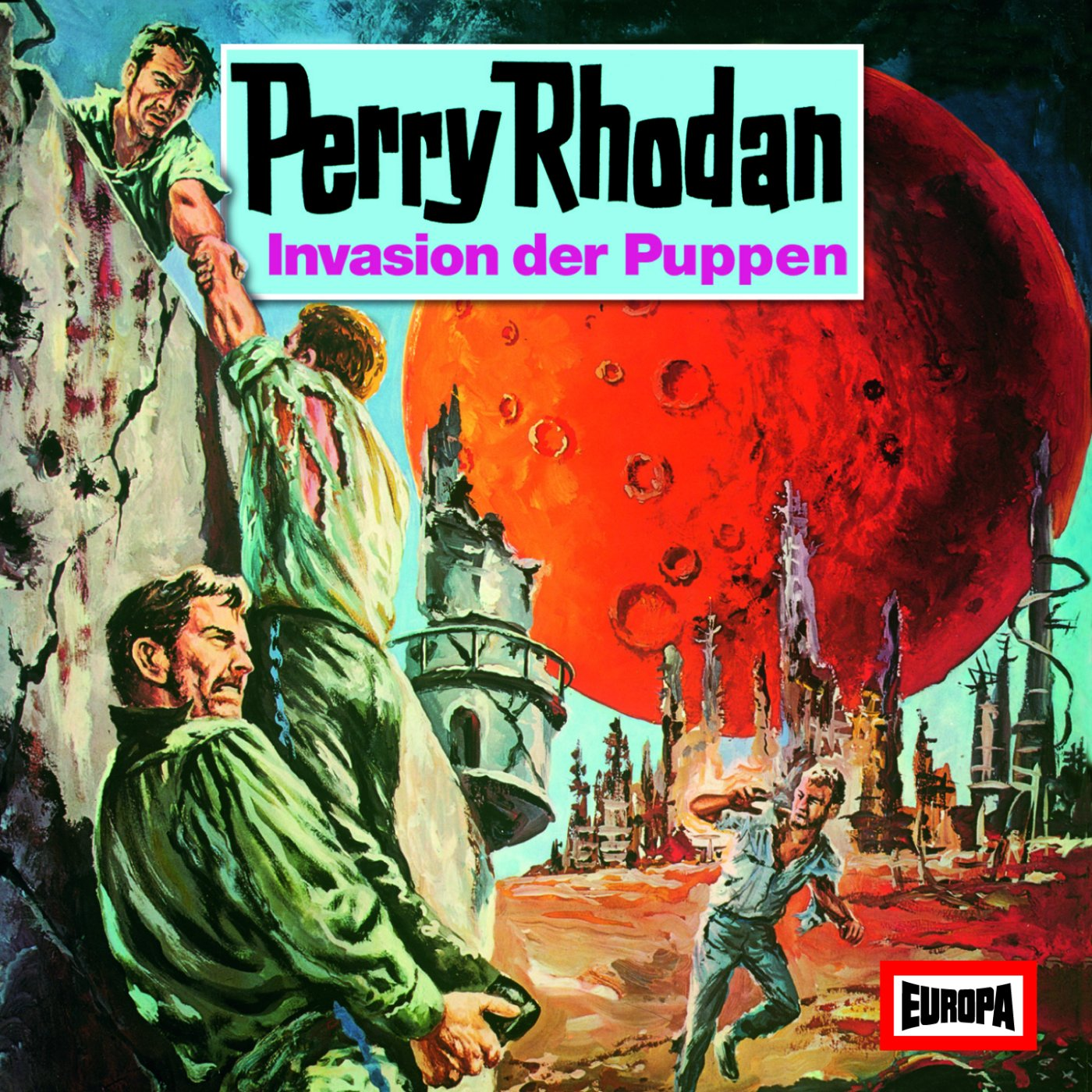 Perry Rhodan: Invasion der Puppen