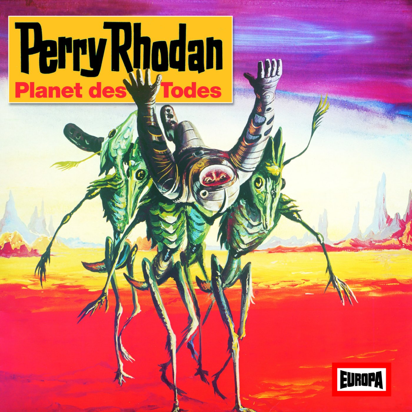 Perry Rhodan: Planet des Todes