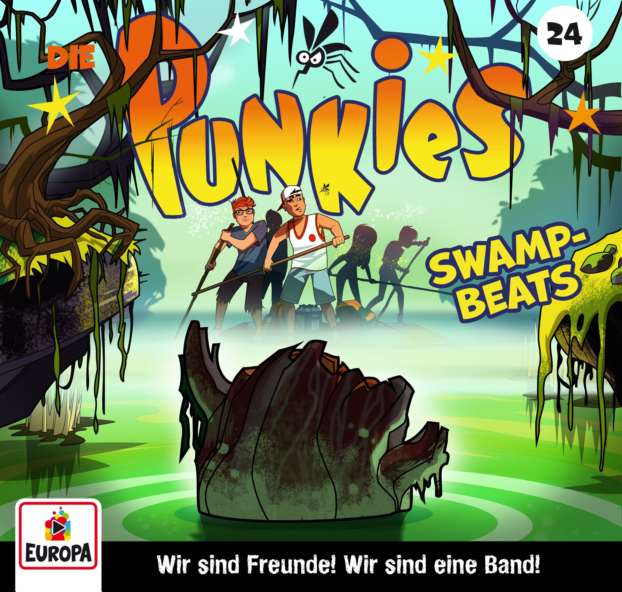 Die Punkies : Swamp Beats!