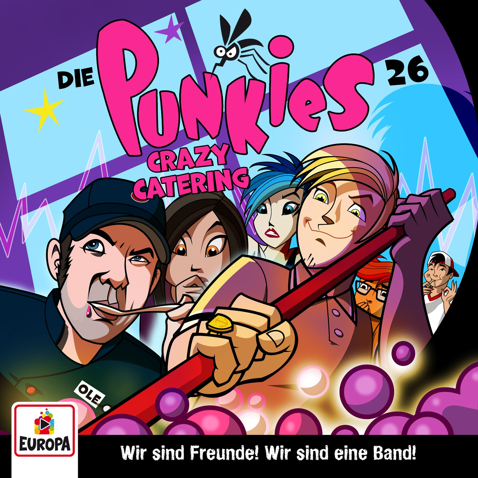 Die Punkies : Crazy Catering!