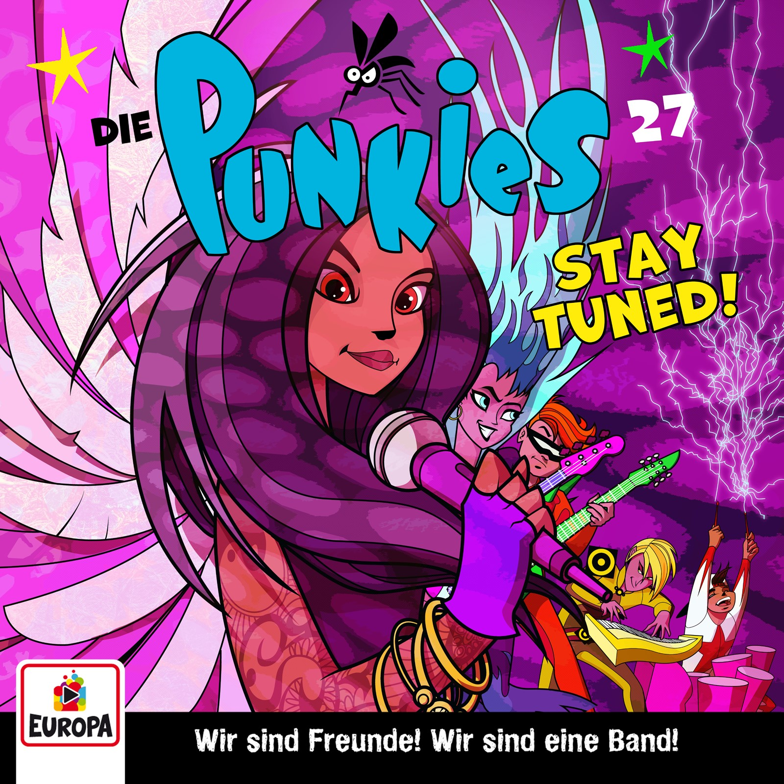 Die Punkies  - Stay tuned!
