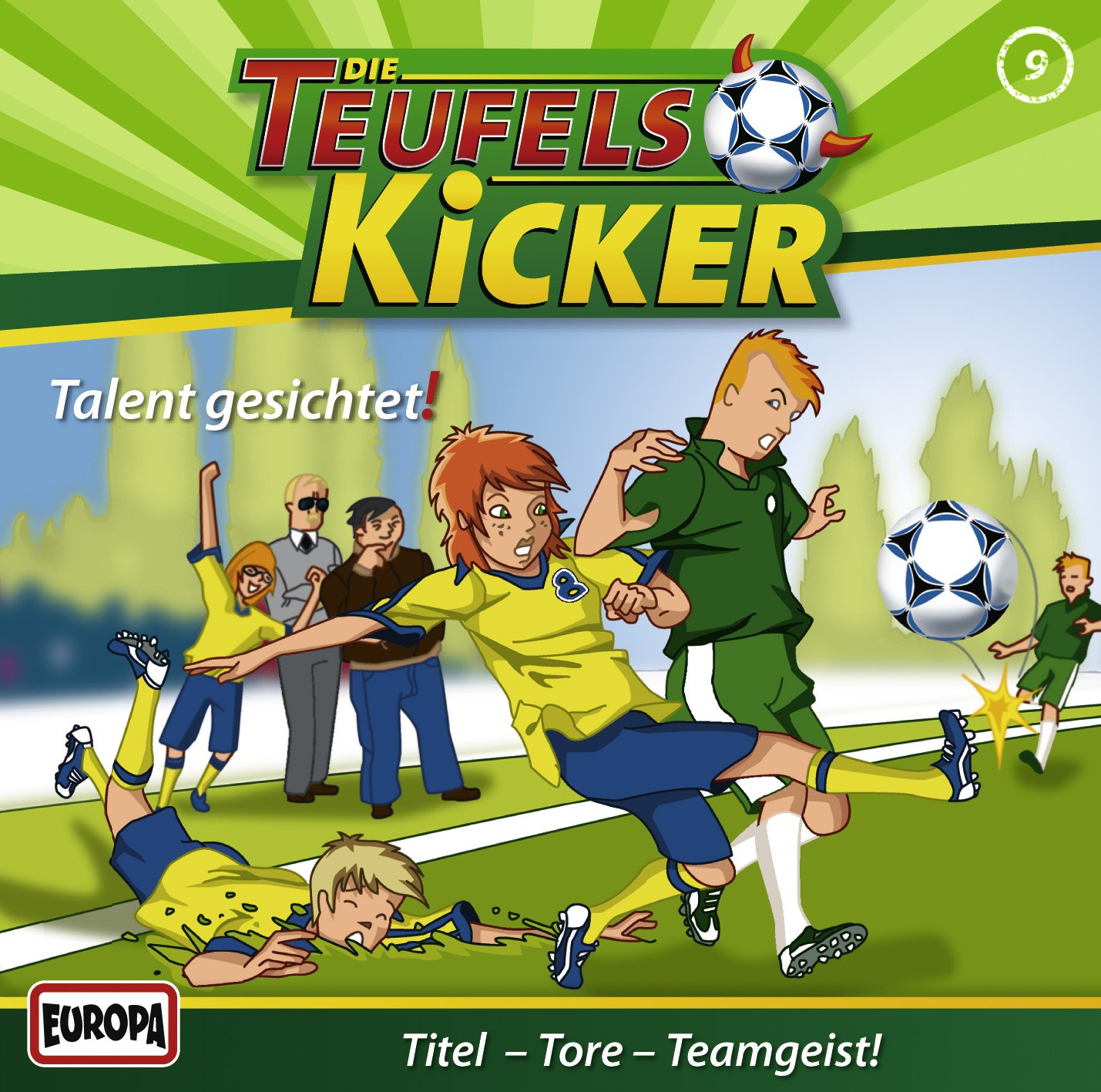 Teufelskicker  - Talent gesichtet!