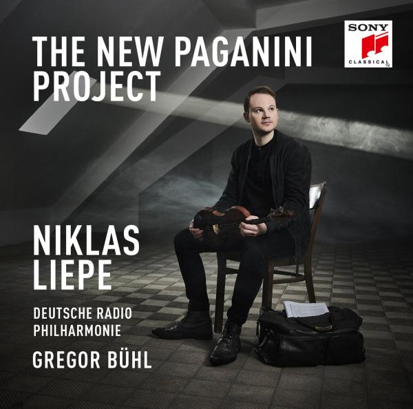 Niklas Liepe - The New Paganini Project