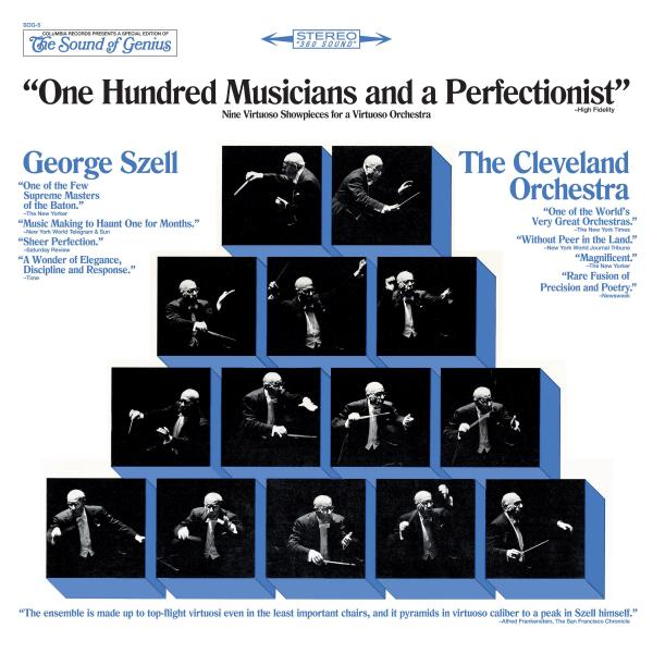 "George Szell - George Szell & The Cleveland Orchestra ""One Hundred Musicians and a Perfectionist"""