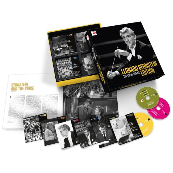 Leonard Bernstein - Leonard Bernstein Edition - The Vocal Works