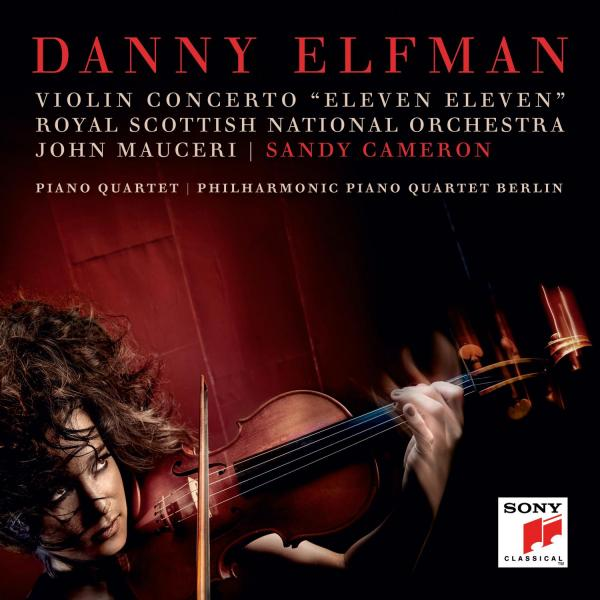 "Danny Elfman - Violin Concerto ""Eleven Eleven"" and Piano Quartet"