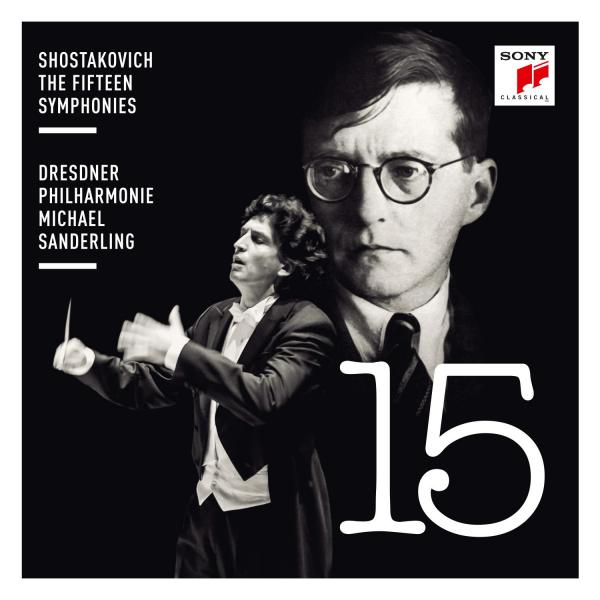 Michael Sanderling - Shostakovich: The Fifteen Symphonies