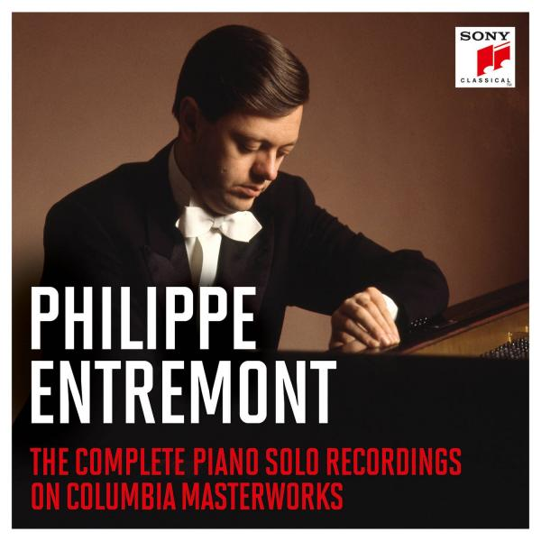 Philippe Entremont - Philippe Entremont - The Complete Piano Solo Recordings