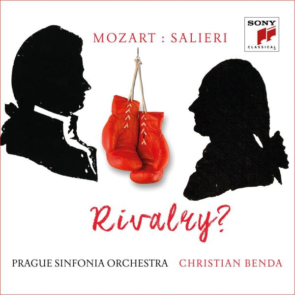 Prague Sinfonia Orchestra & Christian Benda - Mozart : Salieri - Rivalry?
