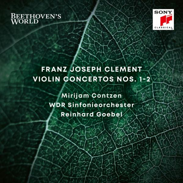 Reinhard Goebel - Beethoven's World - Clement: Violin Concertos Nos. 1 & 2