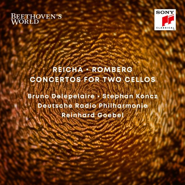 Reinhard Goebel - Beethoven's World - Reicha, Romberg: Concertos for Two Cellos