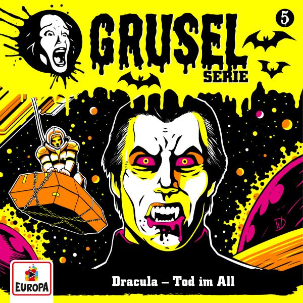 Gruselserie - Dracula - Tod im All