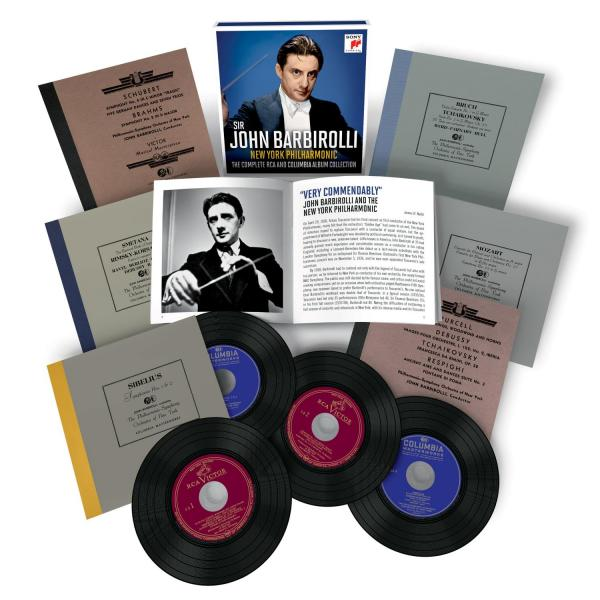 Sir John Barbirolli - Sir John Barbirolli - The Complete RCA and Columbia Album Collection