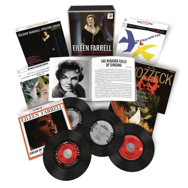 Eileen Farrell - Eileen Farrell - The Complete Columbia Album Collection