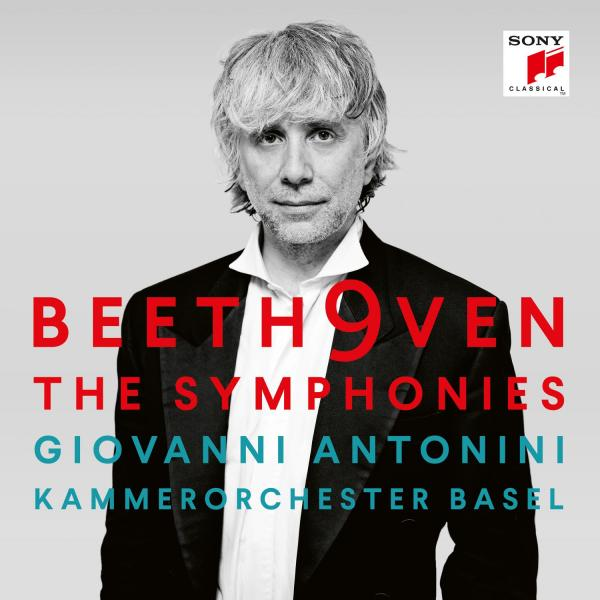 Giovanni Antonini - Beethoven: The 9 Symphonies