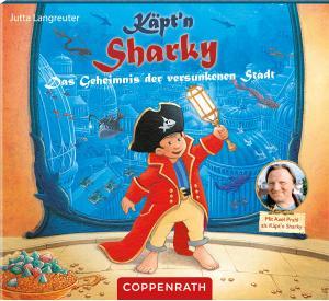 Käpt'n Sharky | Piratenhörspiele Für Kinder
