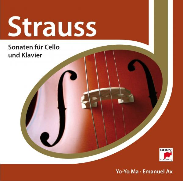 Yo-Yo Ma - Strauss: Cello Sonata in F Major, Op. 6, TrV 115 - Britten: Cello Sonata in C Major, Op. 65