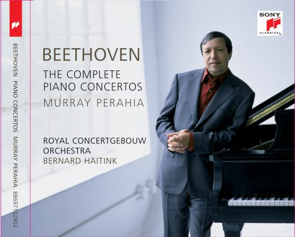 Perahia - Beethoven: The Complete Piano Concertos
