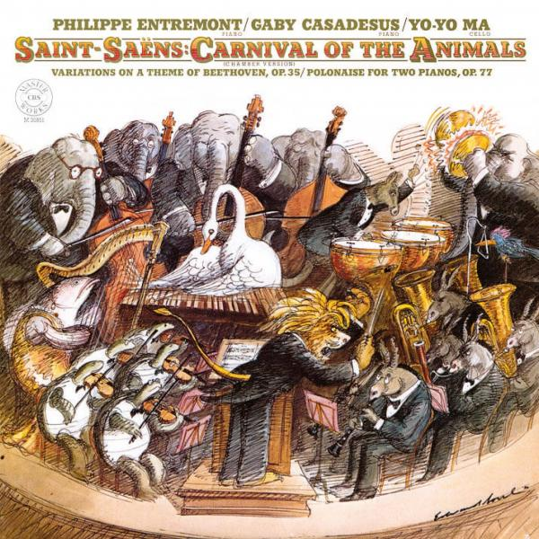 Yo-Yo Ma - Saint-Saens: Carnival of the Animals
