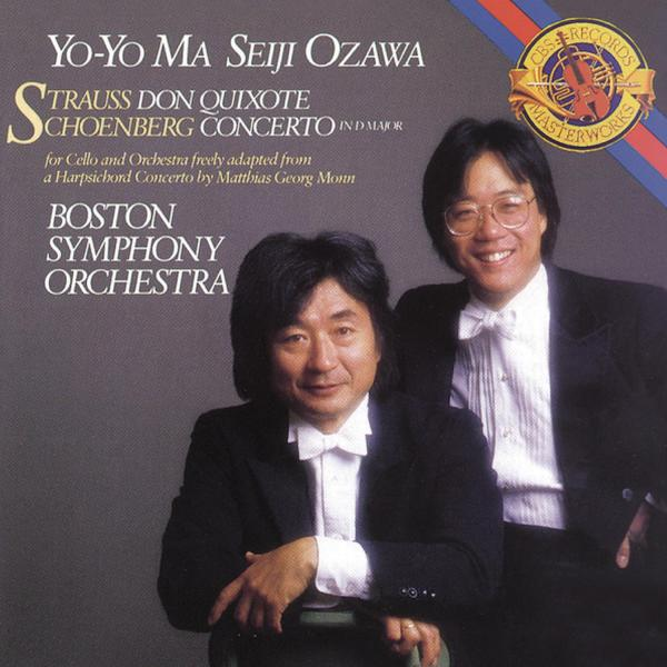 Yo-Yo Ma - Strauss: Don Quixote, Op. 35 & Schoenberg: Concerto in D Major for Cello and Orchestra (Arr. from Ha