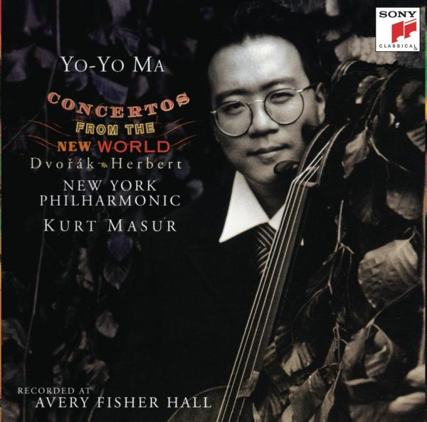 Yo-Yo Ma - Concertos for the New World