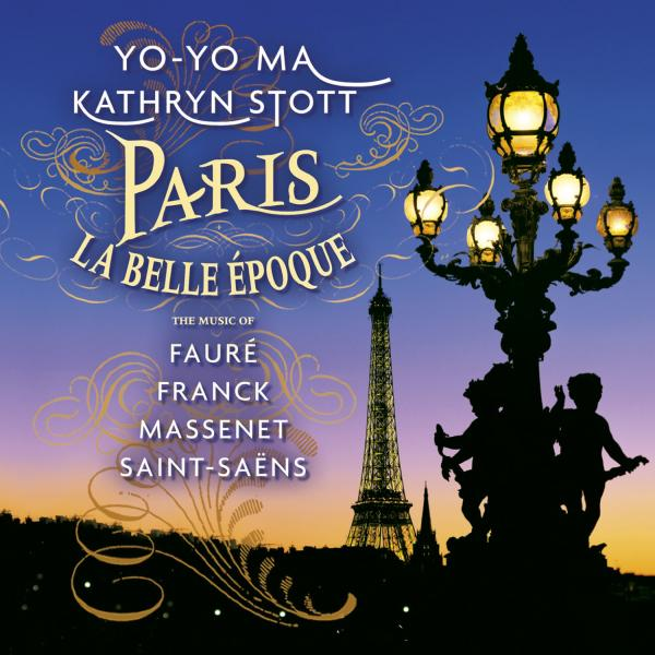 Yo-Yo Ma - Paris - La Belle Époque