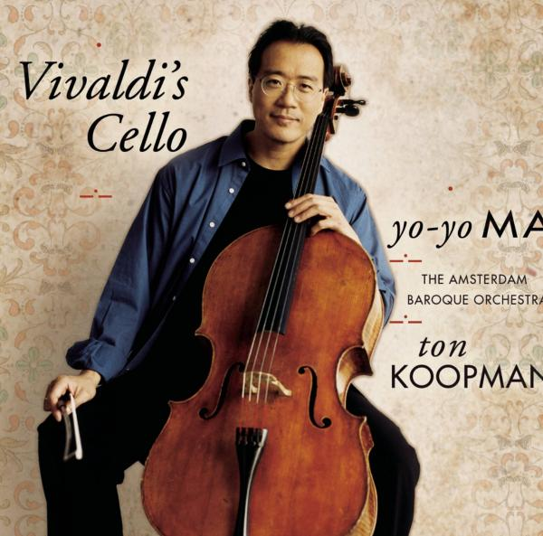Yo-Yo Ma - Vivaldi's Cello