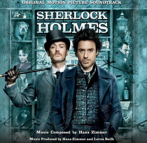 Hans Zimmer - Sherlock Holmes (Original Motion Picture Soundtrack)