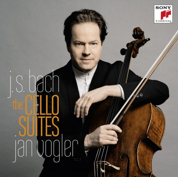 Jan Vogler - Bach: Suites for Solo Cello 1-6