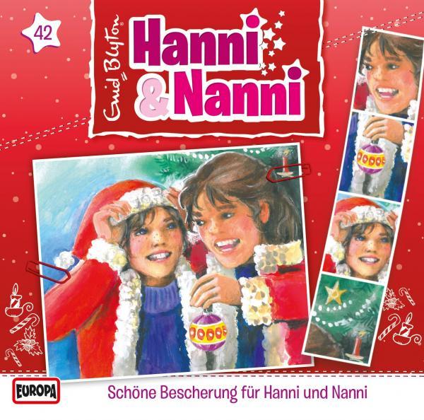 hanni und nanni  schöne bescherung für hanni und nanni
