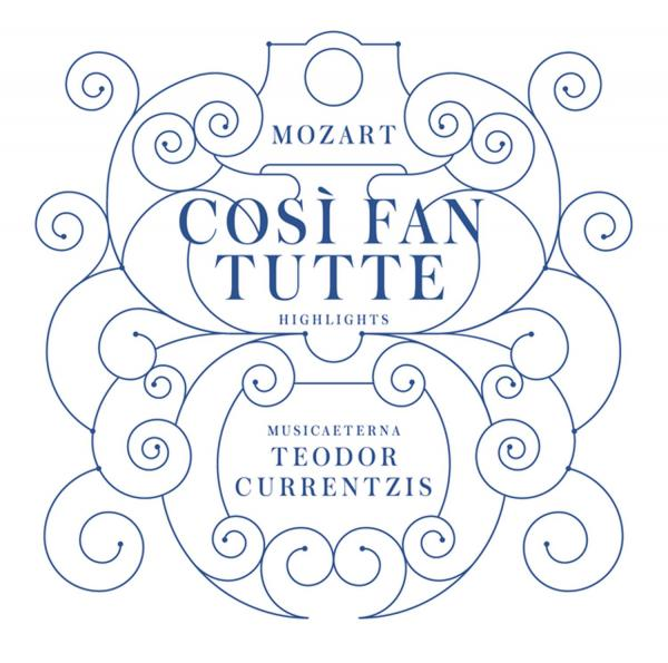 Teodor Currentzis - Mozart: Così fan tutte (Highlights)