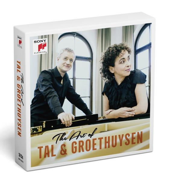 Yaara & Andreas Tal & Groethuysen - The Art of Tal & Groethuysen