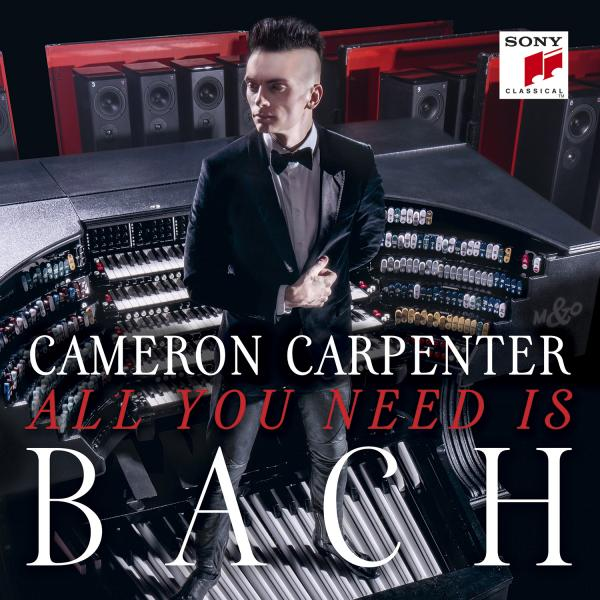 Cameron Carpenter - All You Need is Bach