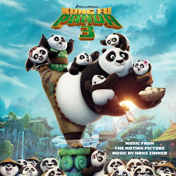 Hans Zimmer - Kung Fu Panda 3 (Music from the Motion Picture)