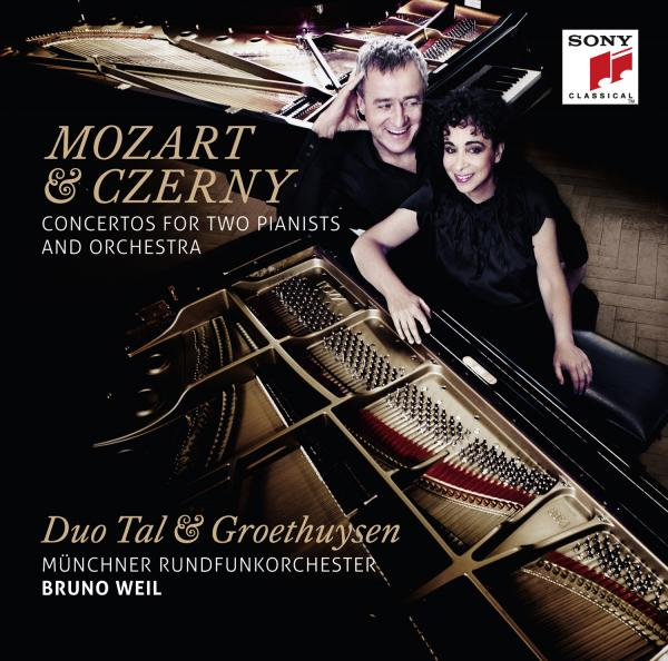 Yaara & Andreas Tal & Groethuysen - Mozart & Czerny: Concertos for Two Pianists and Orchestra