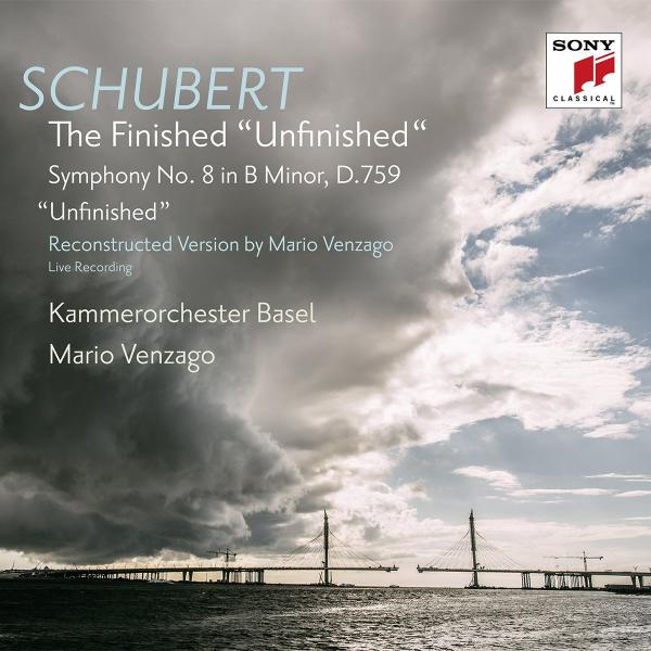 "Kammerorchester Basel - Schubert: The Finished ""Unfinished"" (Symphony No. 8, D. 759, Reconstructed by Mario Venzago)"
