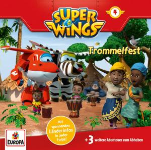 Super Wings: Trommelfest