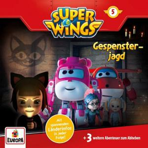 Super Wings: Gespensterjagd