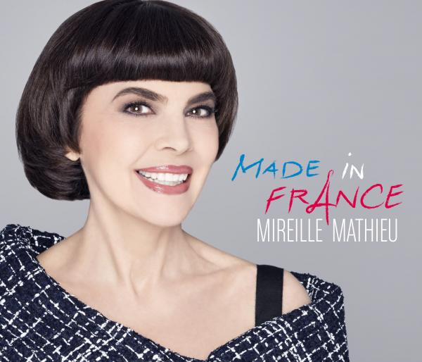 Mireille Mathieu - Made in France