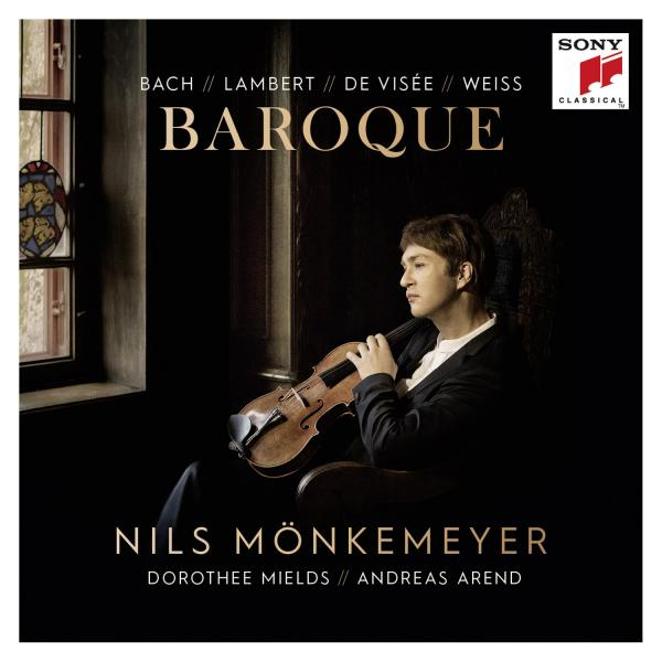 Nils Mönkemeyer - Baroque