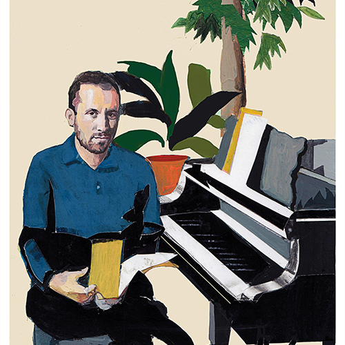 Igor Levit Illustration