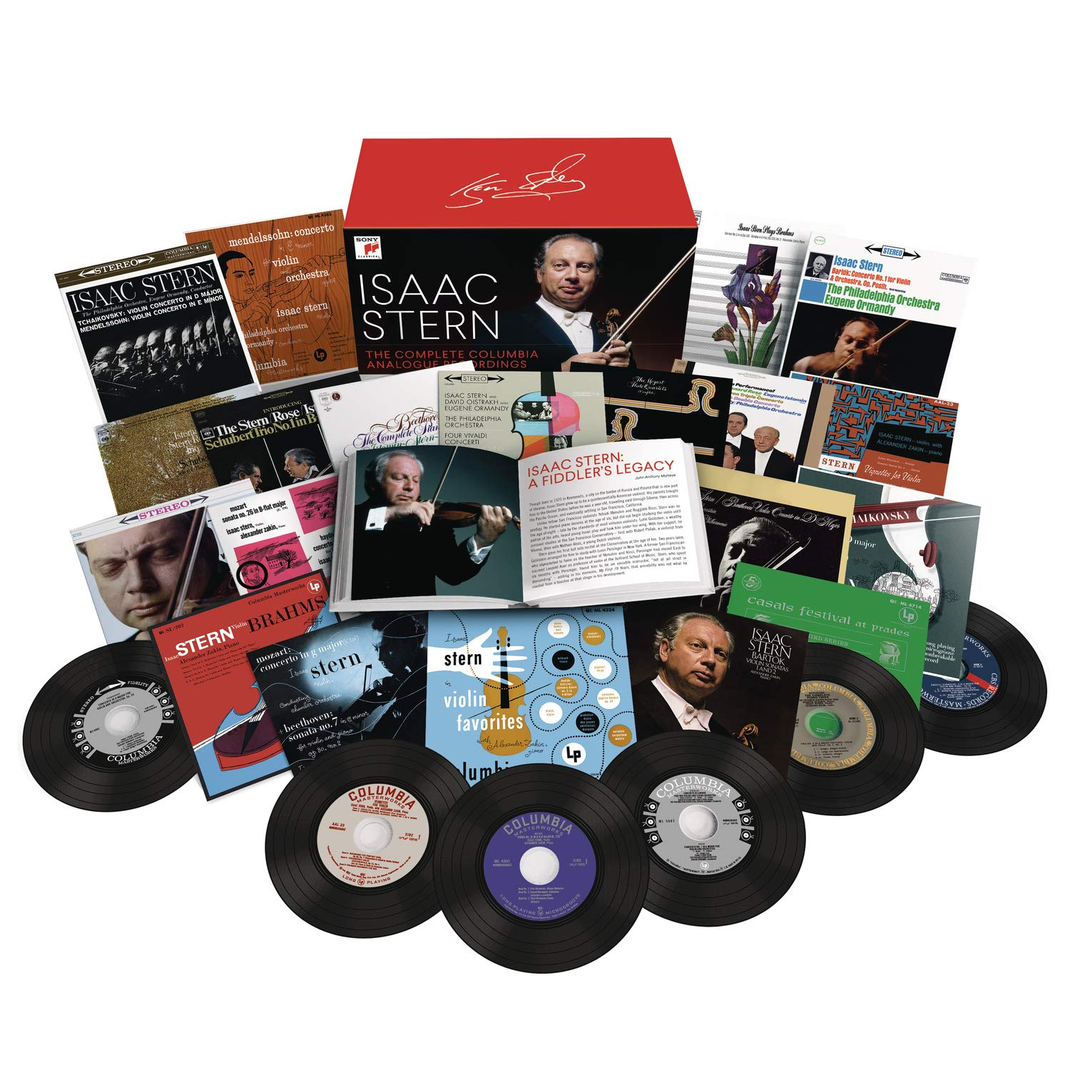 Isaac Stern - Complete Box