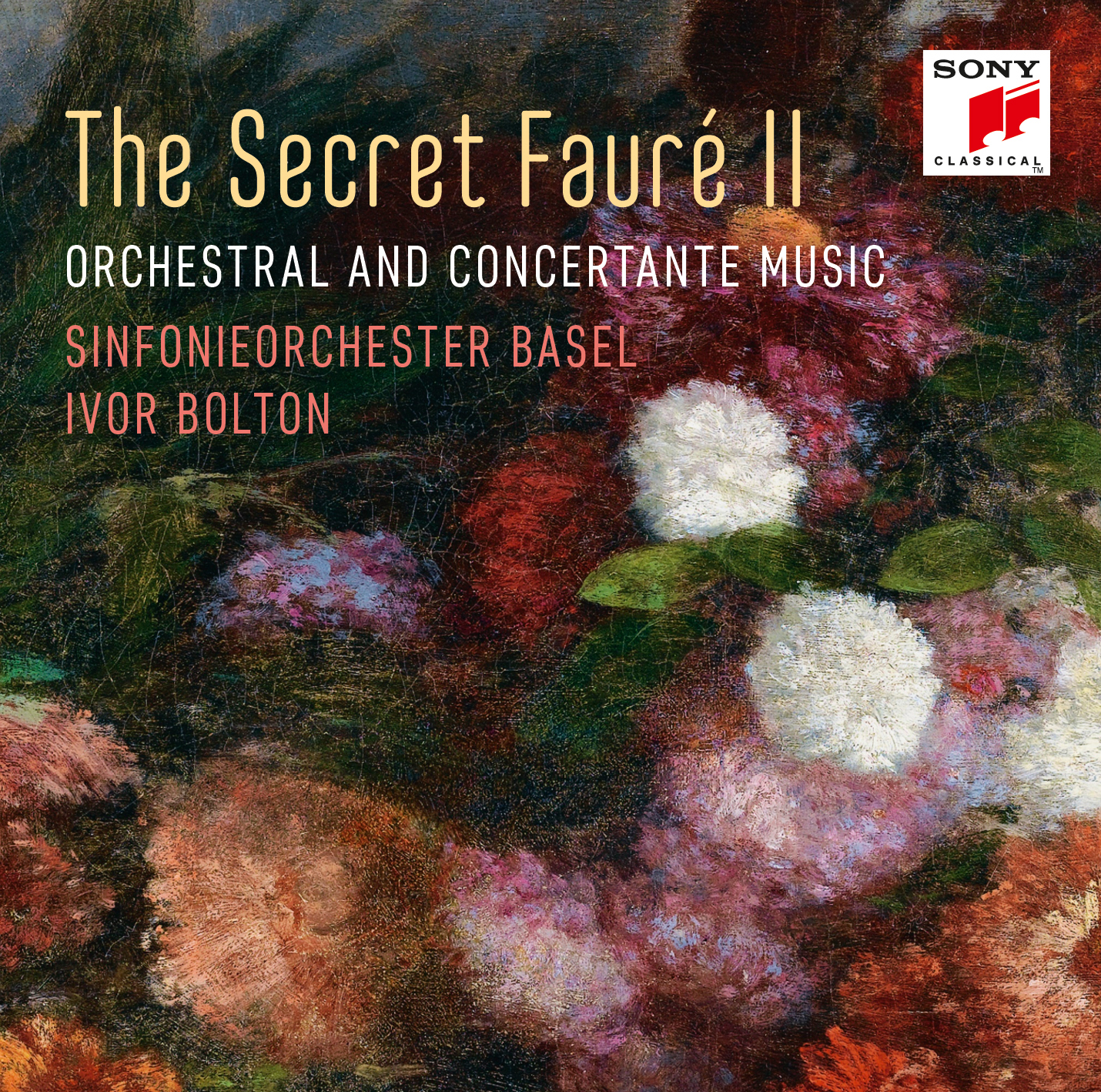 The Secret Faure II Cover