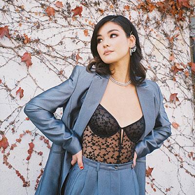 Audrey Mika für ihre neue Single.
