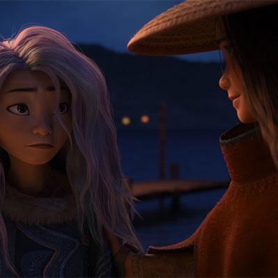 Raya und Sisu.