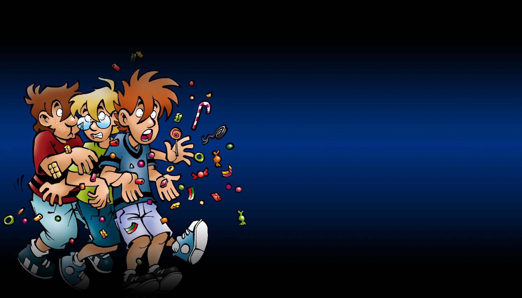 Die drei ??? Kids Website - Hörspiele, Bücher und mehr