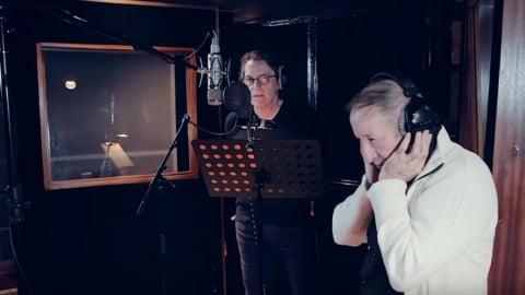Idir en duo avec Francis Cabrel – La corrida