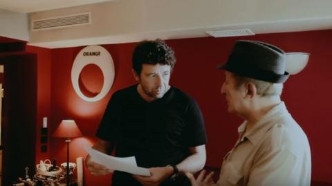 Idir en duo avec Patrick Bruel – Les larmes de leurs pères (interview en studio)