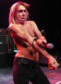 Iggy and the Stooges at Riviera Theatre in Chicago