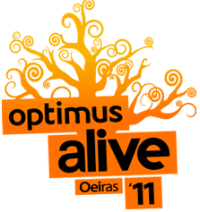 Optimus Alive Festival 2011